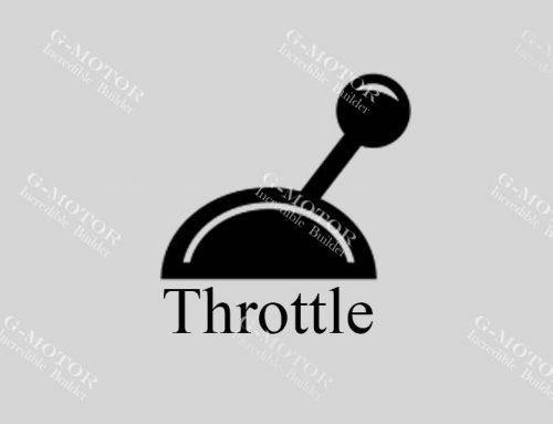 تراتل (Throttle) و موتورهای براشلس